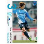 Jカード TEメモラビリア 横浜FC 2013 レギュラー 04 森下俊
