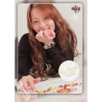 BBM 田中理恵カードセット2013 〜the elegace〜 レギュラー 25 chocolate
