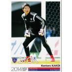 Jカード TEメモラビリア FC東京 2014 レギュラー TO24 圍謙太朗
