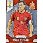 2014Panini Prizm FIFA World Cup Soccer レギュラー 174 Sergio Busquets セルヒオ・ブスケツ (スペイン)