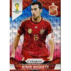 2014Panini Prizm FIFA World Cup Soccer 【Wave Prizmsパラレル】 レギュラー 174 Sergio Busquets セルヒオ・ブスケツ (スペイン)