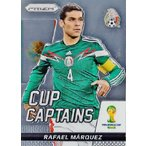 2014Panini Prizm FIFA World Cup Soccer インサート 【Cup Captains】 24 Rafael Marquez ラファエル・マルケス (メキシコ)