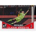 PANINI2015 Donruss Soccer インサート 【Clean Sheets】 1 Christian Abbiati (AC Milan)