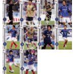 2015 Jリーグオフィシャルカード 【チームコンプリートセット】 横浜Fマリノス 全10種