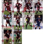 2015 Jリーグオフィシャルカード 【チームコンプリートセット】 ヴィッセル神戸 全10種