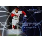 SS01 【福本豊/阪急ブレーブス】BBM2016 スポーツトレーディングカード 「MASTERPIECE」 インサート <SUPER STAR>