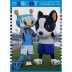 31 【フリ丸/キャッチーくん】[クラブ発行]2017 横浜FC オフィシャルカード レギュラー <マスコットカード>