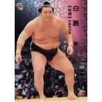 03 【白鵬 翔】BBM2017 大相撲カード レギュラー