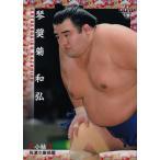 9 【琴奨菊 和弘】BBM2018 大相撲カード レギュラー