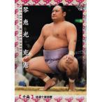54 【琴恵光 充憲】BBM2018 大相撲カード レギュラー