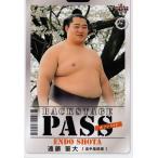 88 【遠藤 聖大】BBM2019 大相撲カード レギュラー [オフショット]