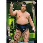 45 【栃煌山 雄一郎】BBM2020 大相撲カード レギュラー