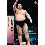 41 【三杉里 公似】BBM 1997 大相撲カード レギュラー
