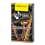 JAM(ジャム)ソプラノサックス用リード 10枚入