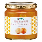 オレンジマーマレード 国産果実 Kanpy 国産果実使用オレンジマーマレード 260g