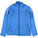 13年製 パタゴニア Patagonia ベターセータージャケット 25541FA13 フリースジャケット レディースM /eaa176246
