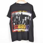 90年代 SCORPIONS スコーピオンズ with KING'S X キングスX Tour バンドTシャツ メンズXL SURER T 【中古】 【170506】 1994 /wad5990