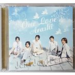 CD+DVD ★ 嵐 2008 シングル 「One Love」初回限定盤 [ardv065]