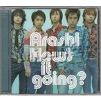 CD ★ 嵐 2003 アルバム 「How's it going?」 初回限定盤