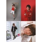木村敦/ミュージカル「テニスの王子様」2nd/天根ヒカル 写真4枚set/青学vs六角