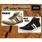 INDIANMOTOCYCLE (インディアンモーターサイクル)  スニーカー  品番 Frankel III Hi フランケル ハイ  / IND-11432