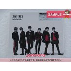 SixTONES CD SixTONES vs Snow Man Imitation Rain/D.D. with Snow Man盤 CD+DVD  [良品]