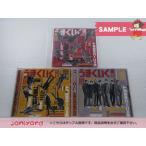 ジャニーズWEST CD 3点セット 週刊うまくいく曜日 初回盤A/B/通常盤  [良品]