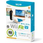 ショッピングWii Wii Fit U フィットメーター (ミドリ) セット - Wii U