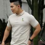 Mr.Hui ポロシャツ メンズ 半袖ポロシャツ 3色 速乾 H2010