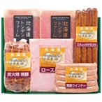 メーカー直送 送料無料 ハム 肉加工品 セット 詰め合わせ 結婚 出産 内祝い 北海道トンデンファーム ギフトセット TF-50A (1) 食べ物 食品