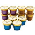 お歳暮 送料無料 メーカー直送 アイスクリーム ギフト 詰め合わせ アイス ガレー プレミアムアイスクリームセット GL-EG12 食べ物 食品