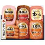 お歳暮 御歳暮 送料無料 メーカー直送 ハム ソーセージ ギフト 詰め合わせ 内祝い お返し 日本ハム 本格派ギフトセット NK-52 食べ物 食品
