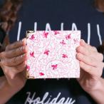 受注生産|姫革細工 白なめし革 白レザー 札入れ2枚仕切り(二つ折り財布) 10カラー 姫路 伝統工芸品