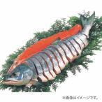 お歳暮 御歳暮 お取り寄せグルメ お取り寄せ 海鮮 魚介類 水産加工品 鮭 ギフト 北海道 雄武産 天然 新巻鮭 姿造り切り身 お返し 挨拶 食品