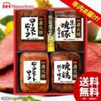 お歳暮 御歳暮 お肉 ローストビーフ ギフト 早割 詰め合わせ 詰合せ 日本ハム 直火焼セット RGK-500 食品 食べ物 お取り寄せ グルメ