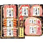 お中元 御中元 ギフト ハム ソーセージ ギフト 肉加工品 セット 日本ハム 美ノ国ギフト UKI-48 詰め合わせ メーカー直送 送料無料