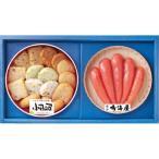 お歳暮 御歳暮 早割 お取り寄せグルメ お取り寄せ 海鮮 魚介類 水産加工品 明太子 めんたいこ 小田口屋 彩り さつま揚げ & 鳴海屋 辛子明太子 食品