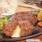 お中元 御中元 2021 ハンバーグ 冷凍 ギフト 牛肉 お取り寄せグルメ チーズイン ゴロゴロ牛肉入り 近江牛ハンバーグ 2種セット お返し 食品