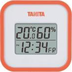 内祝い 内祝 お返し デジタル 温湿度計 温度計 湿度計 タニタ デジタル温湿度計 オレンジ TT558OR (24)