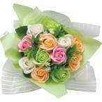 内祝い 内祝 お返し 母の日 花束 ソープフラワーギフト ソープフラワー ミスティローズブーケ プリティミックス FDC95M (18)