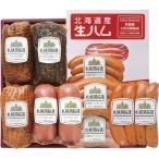 内祝い メーカー直送 送料無料 ハム 肉加工品 セット 詰め合わせ 札幌バルナバハム 北海道産ハム ソーセージ詰合せ SDY-100A (1)