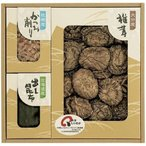 内祝い 内祝 お返し だし 乾物 ギフト セット 詰め合わせ 干し椎茸 昆布 日本の美味 BB25 (30)