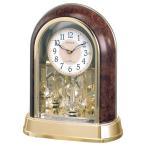 内祝い 内祝 お返し 時計 置き型 置き時計 電波時計 シチズン 回転飾り付 電波置時計 4RY656-023 (8)
