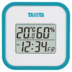 内祝い 内祝 お返し 温度計 湿度計 タニタ デジタル 温湿度計 ブルー TT-558-BL (24)
