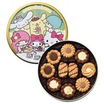 内祝い 内祝 お返し スイーツ お歳暮 ギフト かわいい 洋菓子セット トルテ クッキー缶 サンリオ キャラクターズ 32796 (8)