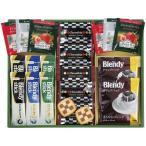 内祝い 内祝 お返し コーヒー ギフト スイーツ セット 詰め合わせ Blendy スティック クッキー 紅茶 プレミアムギフト CC-20 (20)