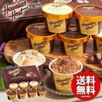 お中元 御中元 ギフト アイス アイスクリーム スイーツ 送料無料 ハワイアンホースト マカデミアナッツチョコアイス 7個入 AH-HH