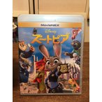 ズートピア 未使用ブルーレイのみ Blue-ray Disc only 正規品ケース入り ディズニー  MOVIE NEX