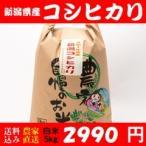 新潟産コシヒカリ新米美味しい100%精米5キロ送料無料令和2年度産