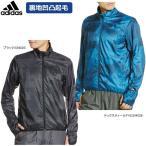 adidas男性用叶衣グラフィックジャケット 裏地凹凸起毛メッシュ 前ファスナー BPN49【16】